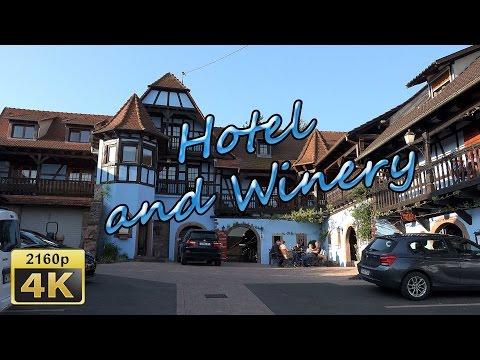 Itterswiller, Alsace - France 4K Travel Channel