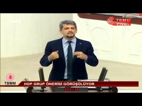 Garo Paylan Speech in Turkish Parliament (English Subtitles)