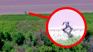Teleportation Caught on DRONE Video