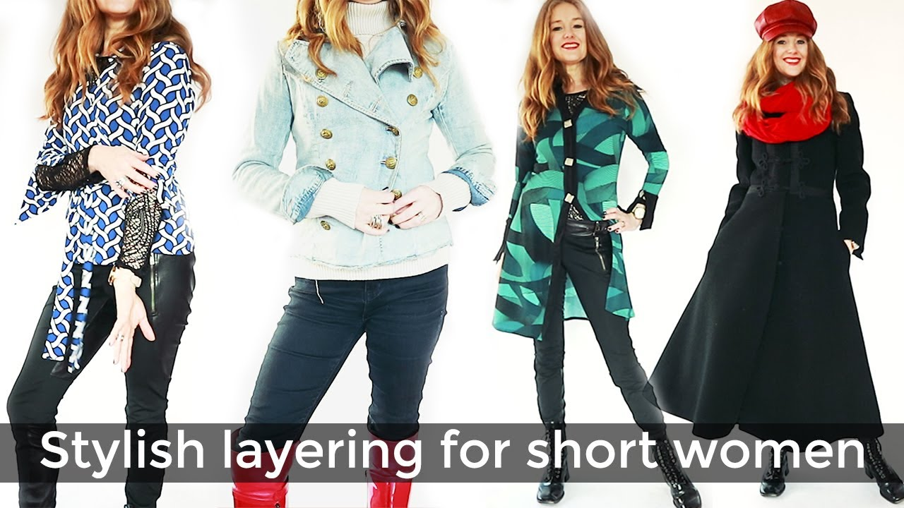 eaa55c47ab51 Layered fall outfits for women over 40 - Fall Style Guide 2018 for ...