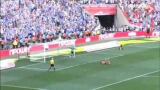 Steve Simonsen Penalty Miss