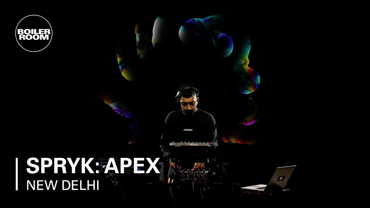 SPRYK: APEX | Boiler Room: Streaming from Isolation with Wild City