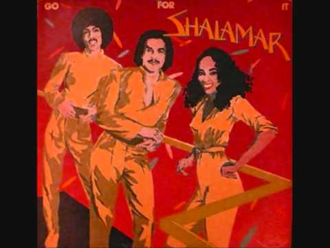 Shalamar - Sweeter As The Days Go By.wmv