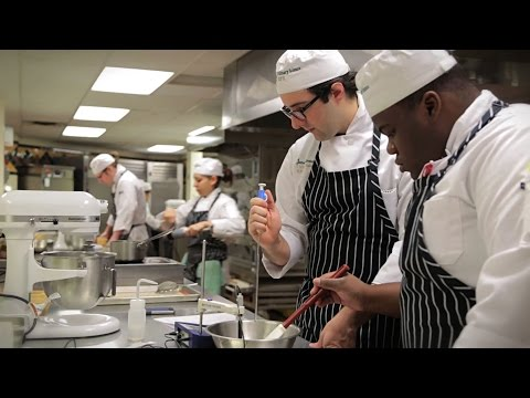 Culinary Science Bachelor's Degree Major at the CIA