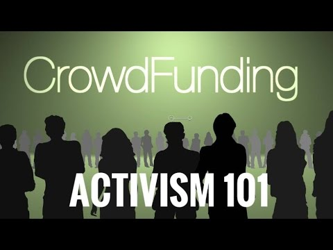 Online Activism 101 - Crowd Funding Solutions (#FikuryIngila