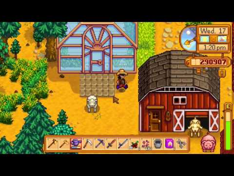 Stardew Valley Episode 156 (Truffle Oil)