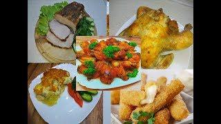 5 мясных блюд к Новому году 2019