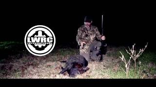 Hog hunting with Bowers suppressed 50 Beowulf!