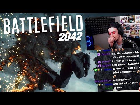 MiikaHD REAGIERT AUF: Battlefield 2042 – Offizieller Reveal-Trailer (ft. 2WEI)