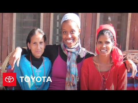 Mothers Of Invention - Uniting Women to Make Change | Toyota