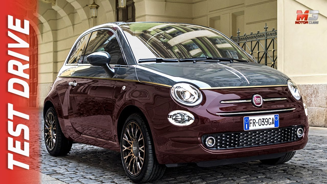 New Fiat 500 Collezione 2019 First Test Drive Youtube