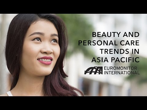Beauty and Personal Care Trends in Asia Pacific
