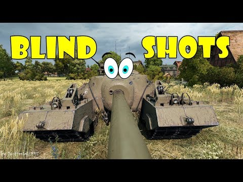 World of Tanks – Funny Moments | BLIND SHOTS! #13