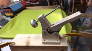 Homemade Toggle Clamp 001