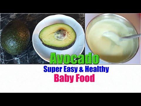 Avocado Baby Food +Avocado Benefits| Home Made Nepali Baby Food |Organic Baby Food |How-To Baby Food