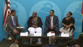 Elementary Youth Forum: Be An Upstander Panel 5.15.2017