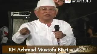 Gus Mus - Islam Itu Mudah, Jangan Dipersulit