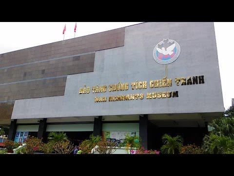 War Remnants Museum, Ho Chi Minh