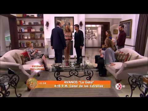 Copia De Actriz Paloma Ruiz De Alda , Personaje Monica En La Gata - Televisa