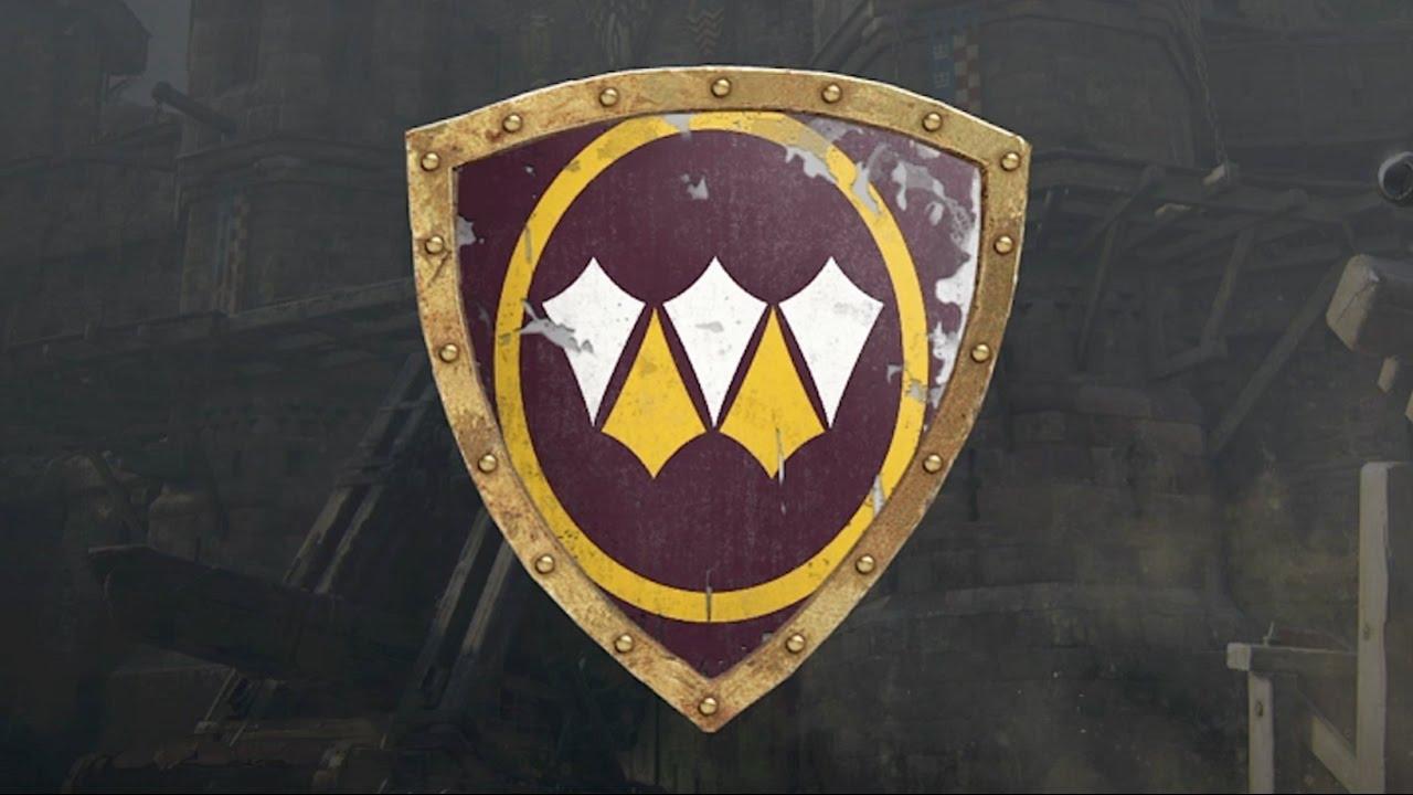 For Honor Destiny Queens Wrath Emblem Tutorial Youtube
