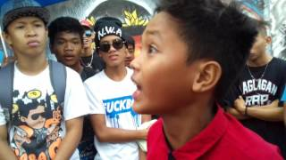 Laglagan Rap Battle League - Amokz Vs Rusty J ( Freestyle Battle King 1 Tournament Finals )