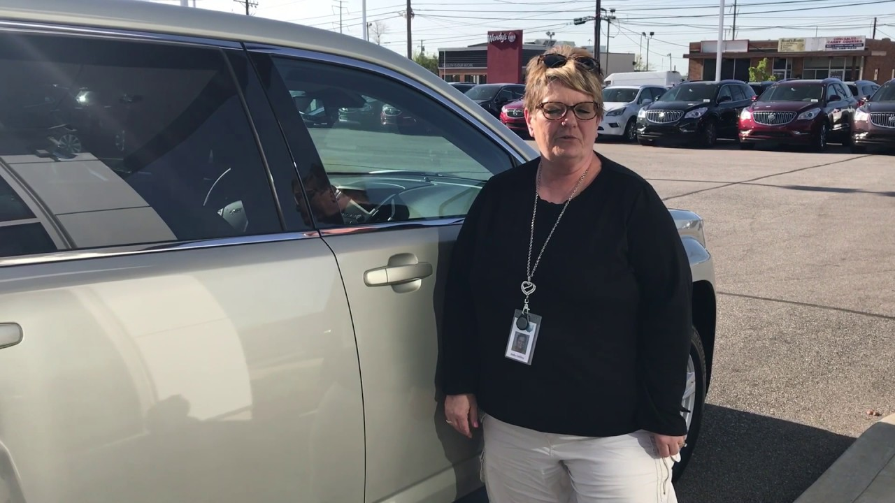 Judy Shares Her Experience At Axelrod Buick Gmc In Parma Ohio