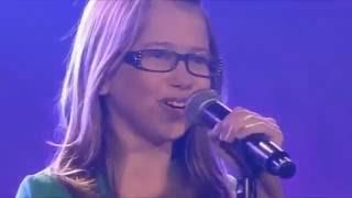 Девочку ПОСАДИЛИ вместо ЖЮРИ ! после того как она спела Шоу Голос дети 2015 the voice kids