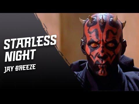 """""""Starless Night"""" Star Wars: Qui Gon Jinn & Obi Wan Kenobie vs Darth Maul."""