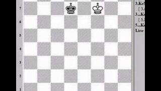 Chess Lesson: King and Pawn vs. King