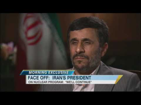 Ahmadinejad: Bin Laden Is in D.C.