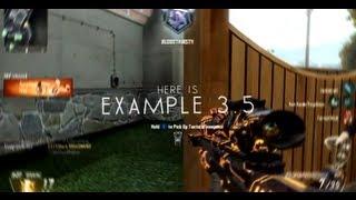 FaZe Spratt: Example 3.5 - A Montage Prelude