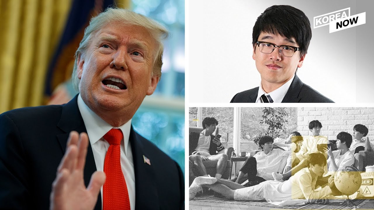 Trump: U.S. not seeking N.Korean regime change / BTS&Blackpink nominated for people's choice awards #Regime