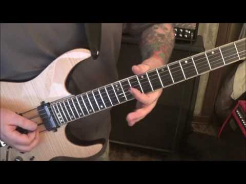 Learn the GUITAR SOLO to ROCK THIS TOWN by STRAY CATS - Guitar Lesson by Mike Gross