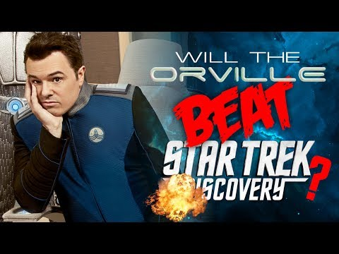 Thumbnail: Will The Orville BEAT Star Trek Discovery?