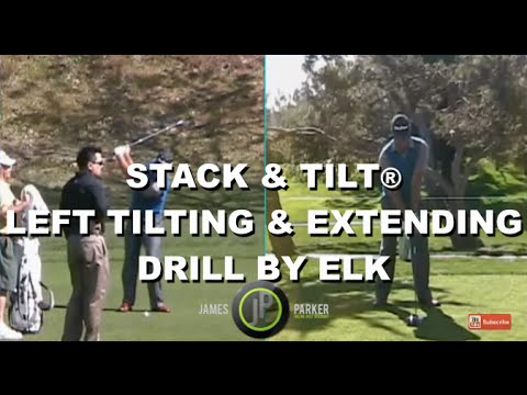 Stack And Tilt Left Tilting And Extending Drill By Elk Youtube