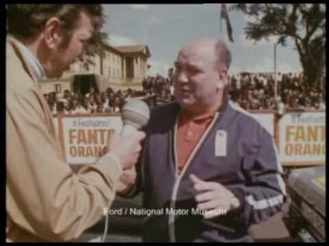 East African Safari Rally - 1969