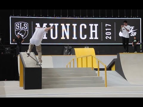 Street League Munich 2017: Best of Warm Ups