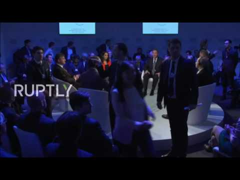 LIVE from WEF 2017: Panel discusses role of Russia in the modern world - ENGLISH