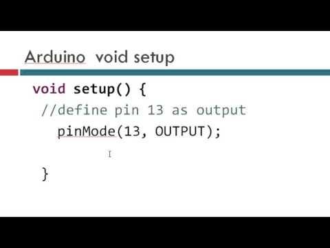 chapter6 arduino void setup