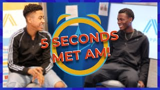 5 SECONDS MET AM #2 - Nay vs. Pierro!