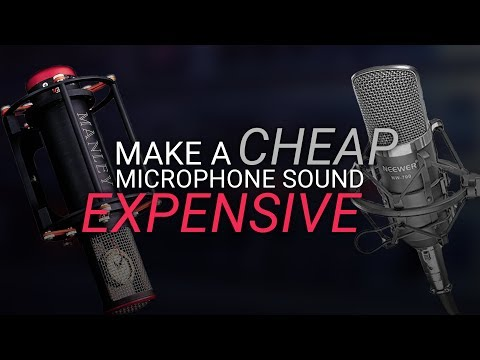 5 Tips To Make Your Cheap Microphone Sound Professional
