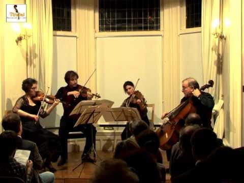 Dante Quartet - Beethoven - Strijkkwartet no. 16 opus 135 - Allegretto & Vivace.mpg