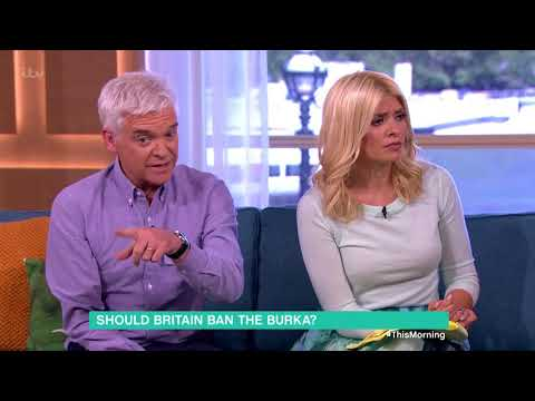 Should Britain Ban the Burka? | This Morning