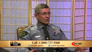 Ask The Specialists - DNR - April 17th, 2014