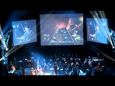 Video Games Live 2015 - Guitar Hero competition