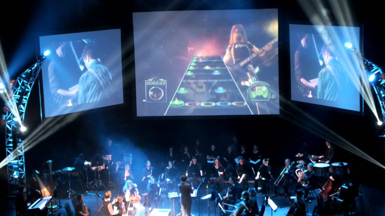 video games live 2015 guitar hero competition youtube. Black Bedroom Furniture Sets. Home Design Ideas