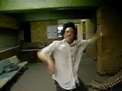 Idiot flailing arms (doug)