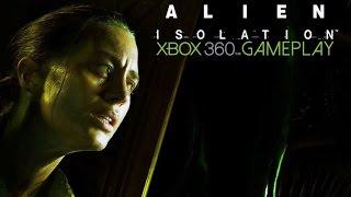 Alien: Isolation Gameplay (XBOX 360 HD)