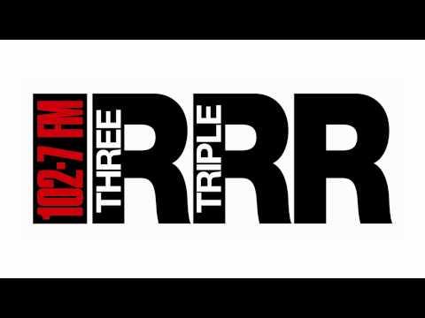Jamie XX interview on 3RRR