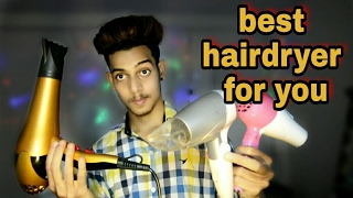 Best Hair Dryer For You || Different between rs200-1000 price hair dryer